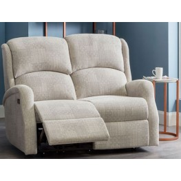 Langham Manual Reclining 2 Seater Sofa