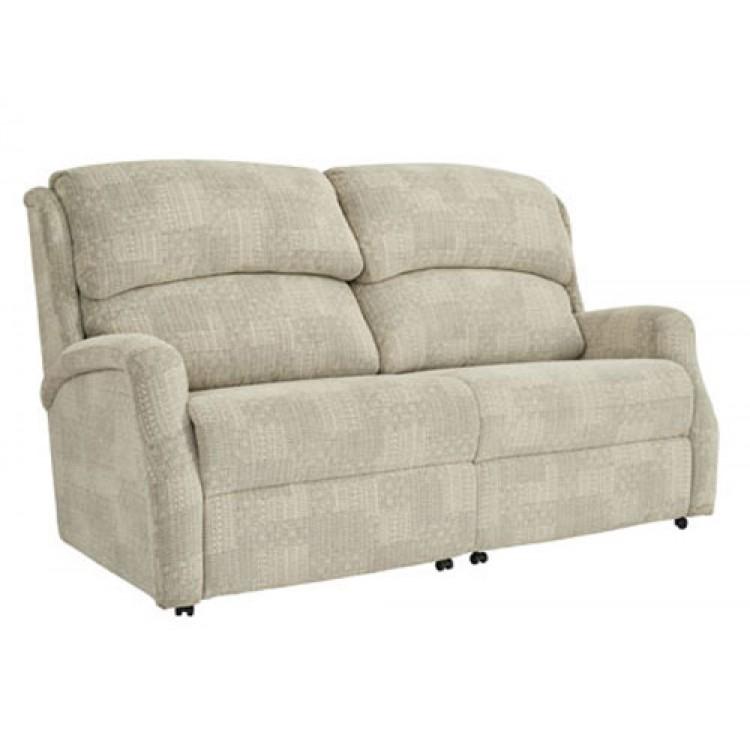 Langham Single Motor Power Reclining 3 Seater Sofa