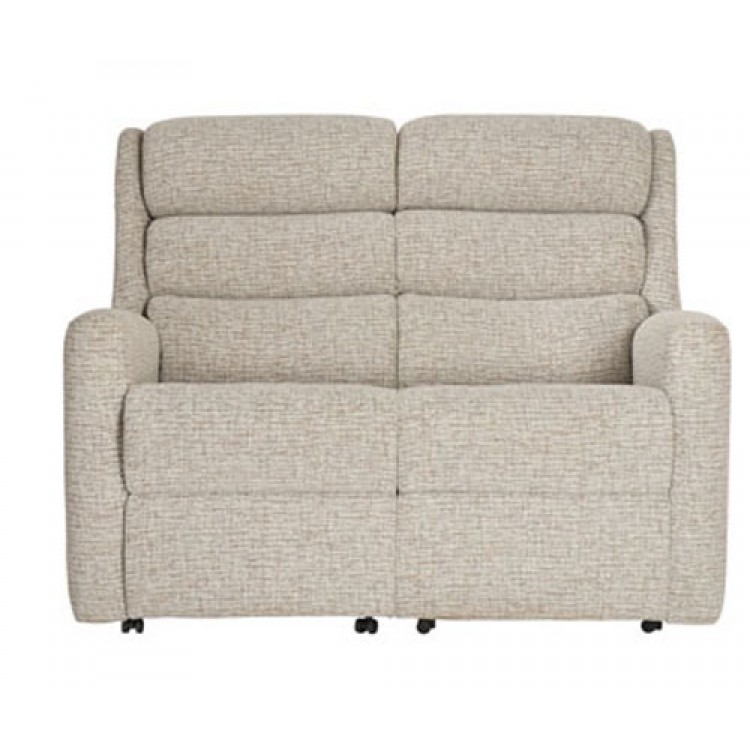 Somersby Single Motor Powered Recliner 2 Seater Sofa