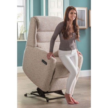 Somersby Single Motor Lift & Tilt Recliner Chair Zero VAT - GRANDE