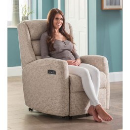 Somersby Petite Manual Recliner
