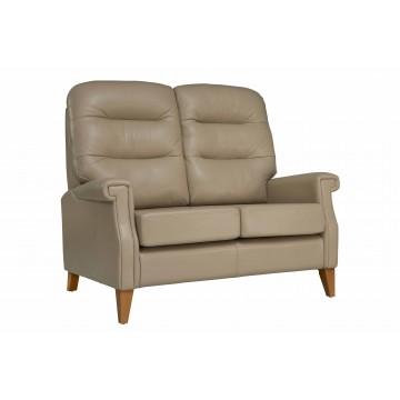 Sandhurst Fixed Legged 2 Seater Sofa