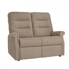 Sandhurst Manual Reclining 2 Seater Sofa