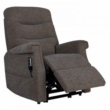 Sandhurst Single Motor Lift & Tilt Recliner Chair Zero VAT - STANDARD