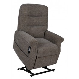 Sandhurst Single Motor Lift & Tilt Recliner Chair Zero VAT - PETITE