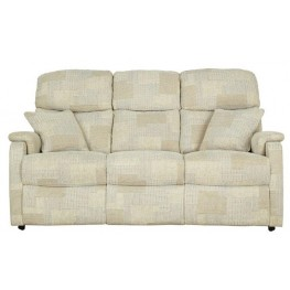 Hertford Reclining 3 Str Settee