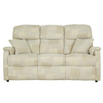 Hertford Dual Motor Power Reclining 3 Str Settee