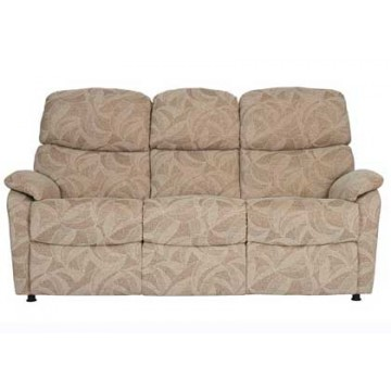 Aston Dual Power Reclining 3 Str Settee